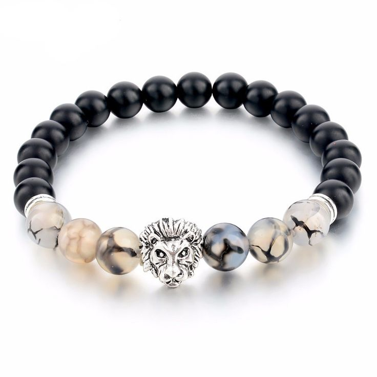Natural Stone Beads Bracelet for Women And Man