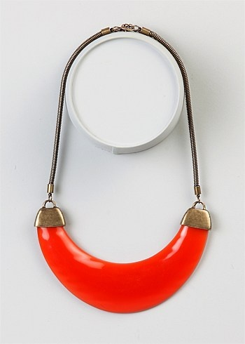 #TS14+ Colour Code Necklace $29.95  #spring