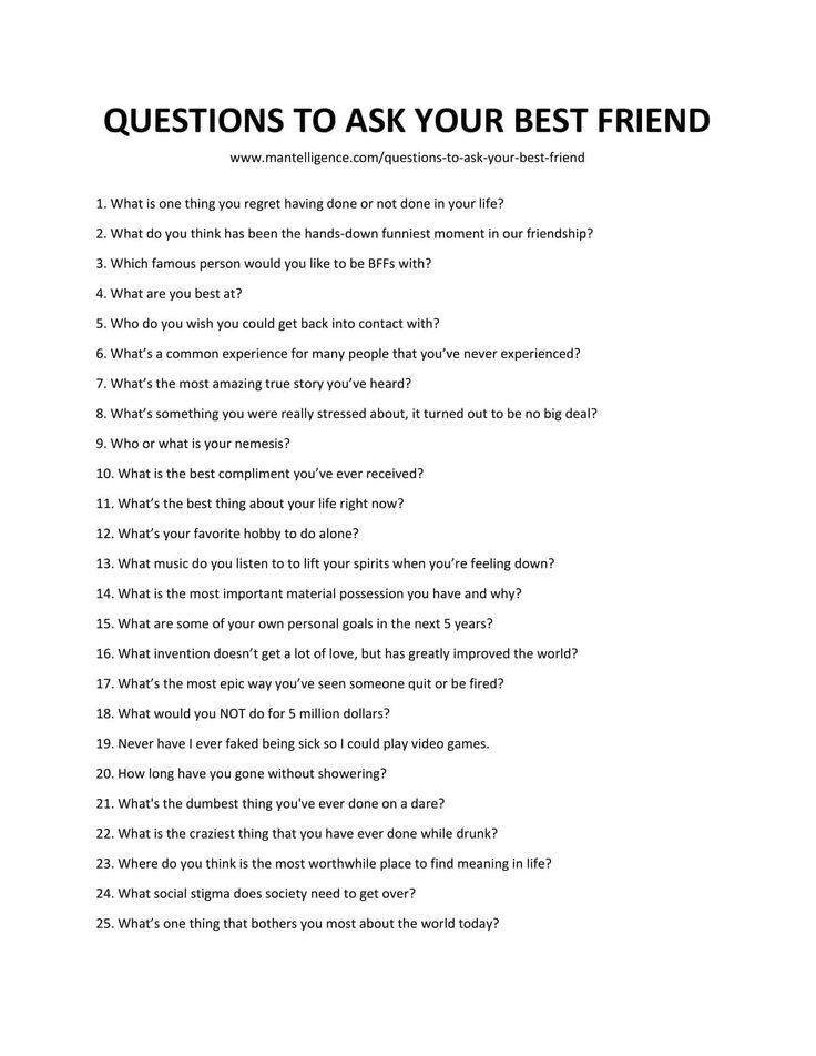 70 questions to ask your best friend quickly spark great