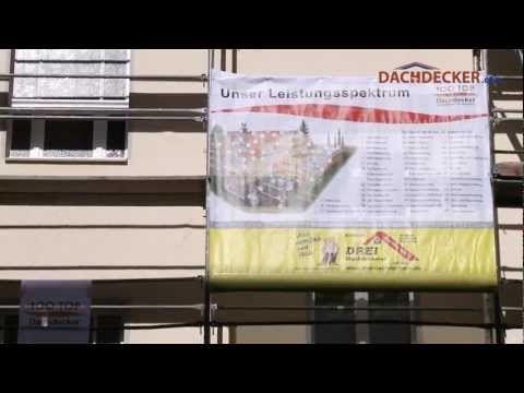 Energieberatung und Dacharbeiten aller Art, seit 25 Jahren steht die Drei-Dachdeckerei GmbH (10965 Berlin) für Kompetenz und Qualität, präsentiert von Dachdecker.com