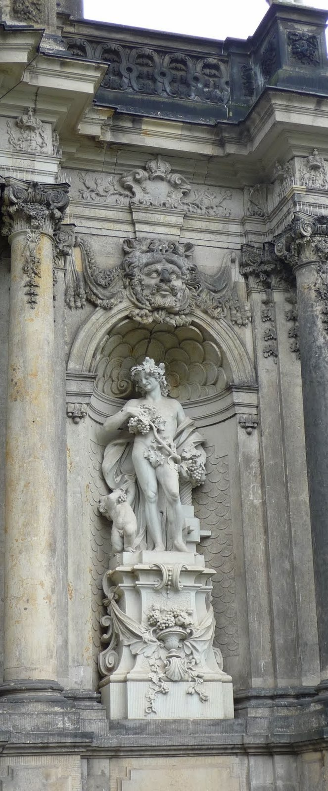 Zwinger Palace - Dresden, GERMANY