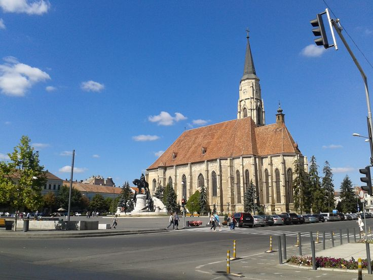 Cluj-Napoca - Klausenburg - Kolozsvár