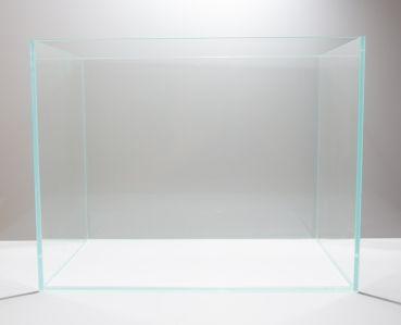FireAqua Weißglas Aquarium 25l