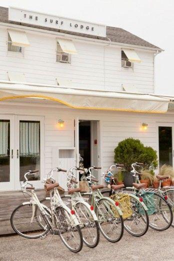 Montauk's Surf Lodge.