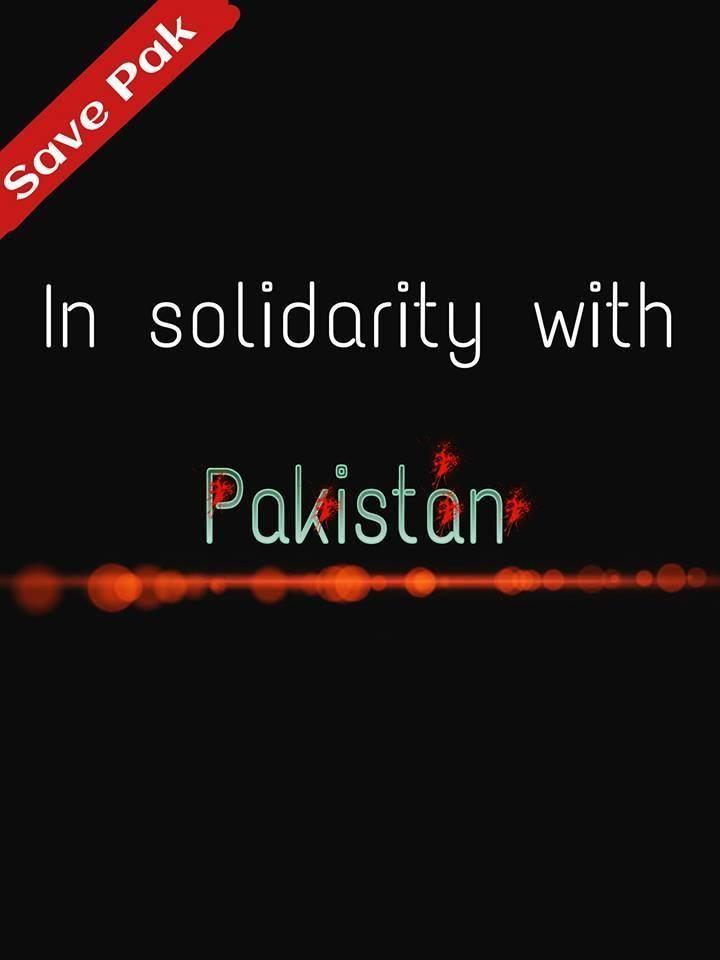 #Pray For #Pakistan