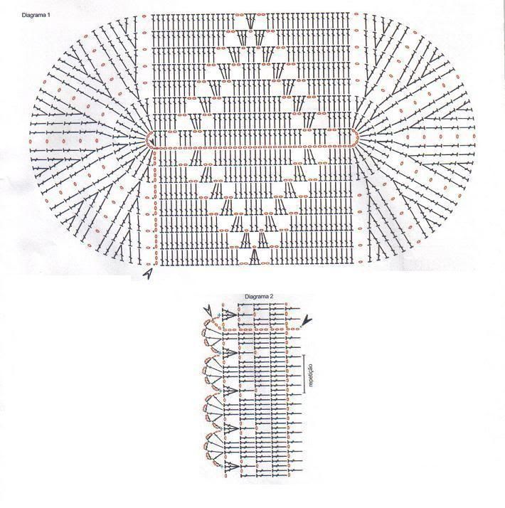 2038 best crochet chart, picture tutorial images on