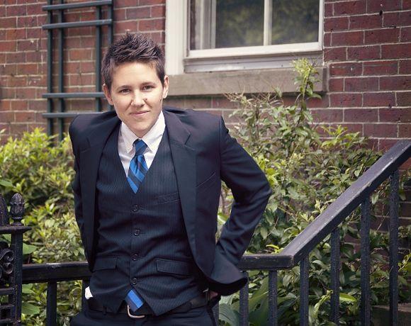 Ask dapperQ: Wedding Guest Suit for Butch?