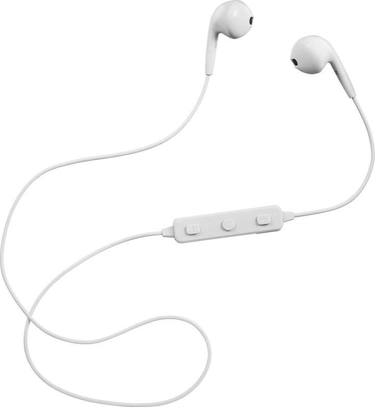 Insignia™ - Wireless Earbud Headphones - Off-white (Beige)
