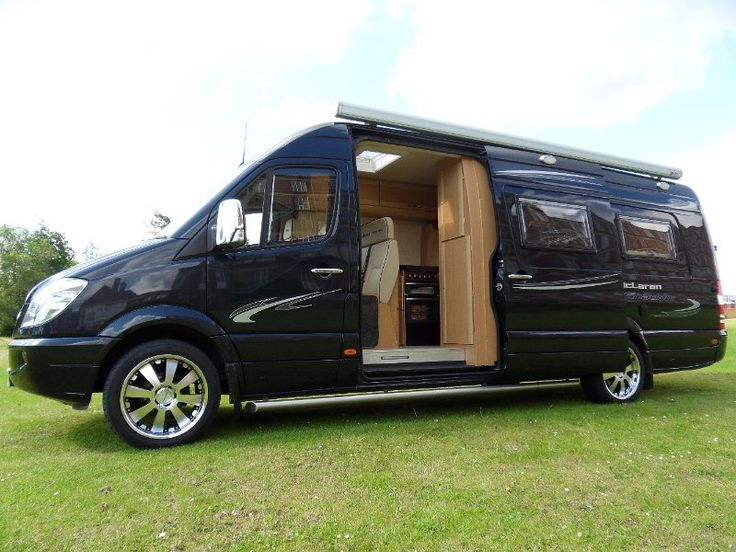 Beautiful high end sprinter shadow sports home by for Mercedes benz sprinter luxury motorhome rv