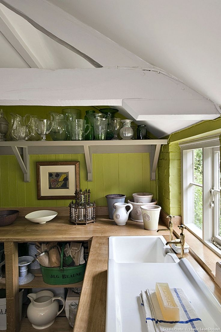 Best 25 cottage kitchens ideas on pinterest white for Cottage anglais