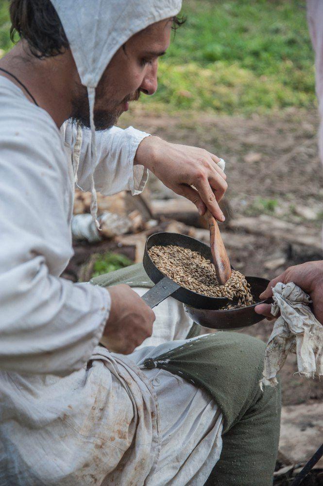 Историческая реконструкция и фехтование: День Жатвы