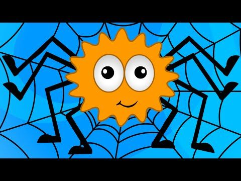 L'araignée Gypsie | Incy Wincy Spider - YouTube