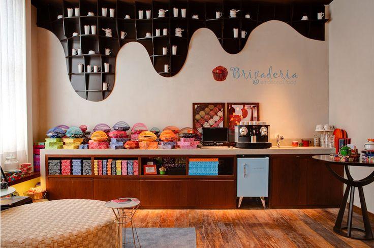 Sete lojas lindas para chocólatras ~ ARQUITETANDO IDEIAS