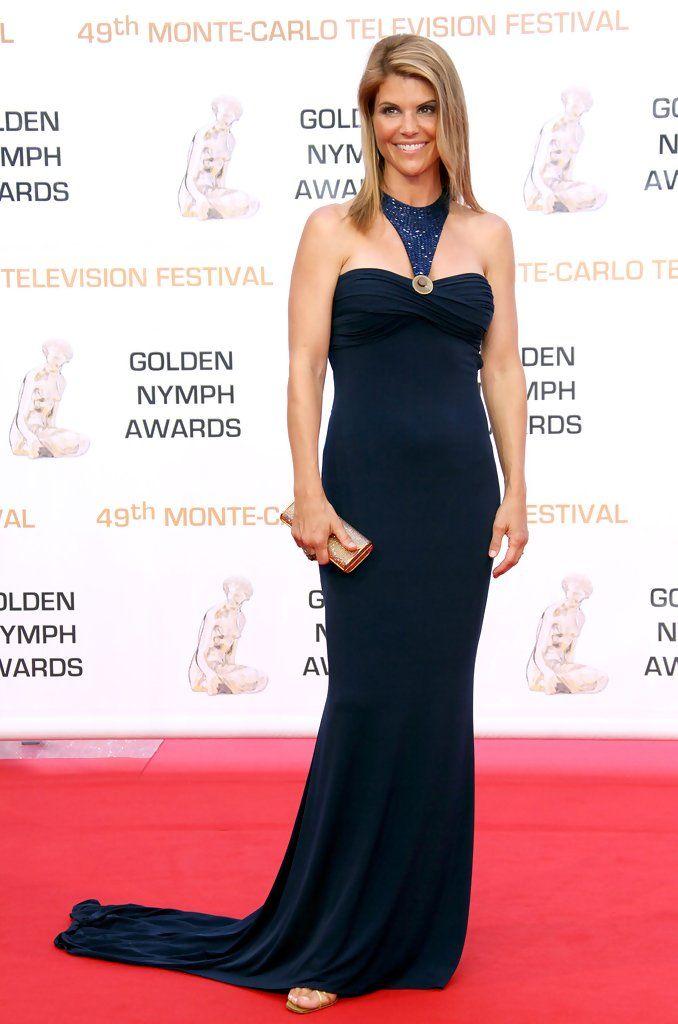 Golden Nymph Awards 2009 - Lori Loughlin in ???