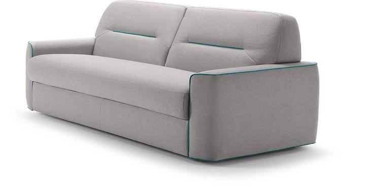 Un divano artigianale comodo e funzionale
