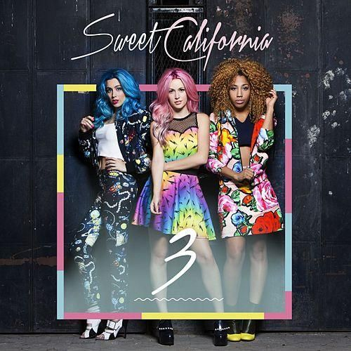 Sweet California: 3 - 2016.