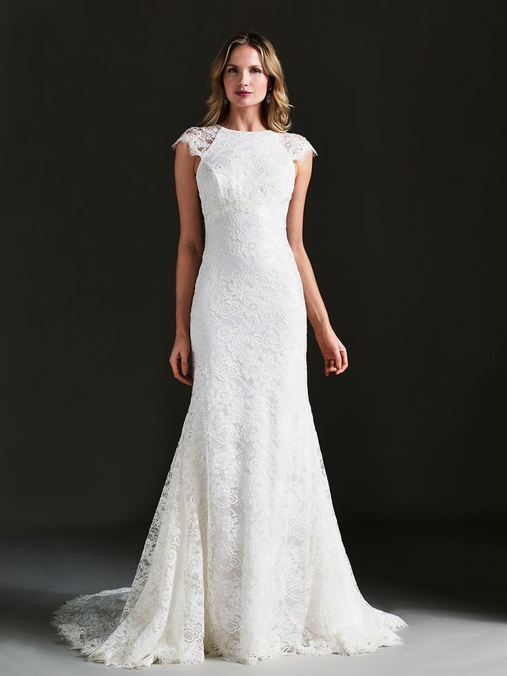 Effortlessly Elegant – Wedding Gowns By Caroline Castigliano | Love My Dress® UK Wedding Blog