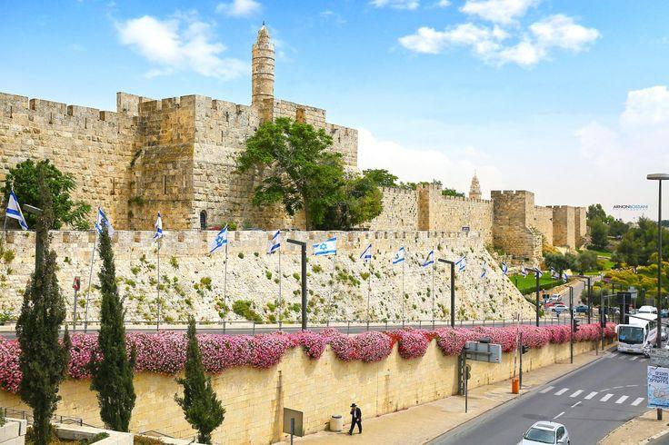 Шабат  шалом  из  Иерусалима ! ( ארנון בוסאני- צלם)