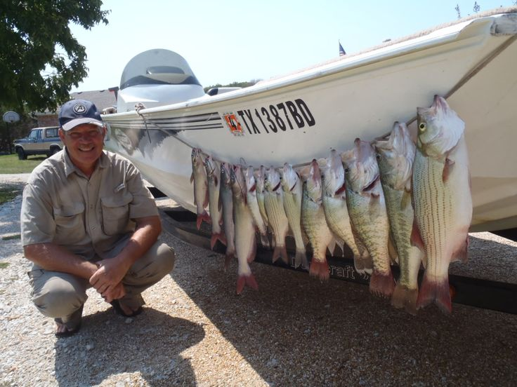 17 best images about boating fishing on pinterest swim for Best bass fishing lakes in texas