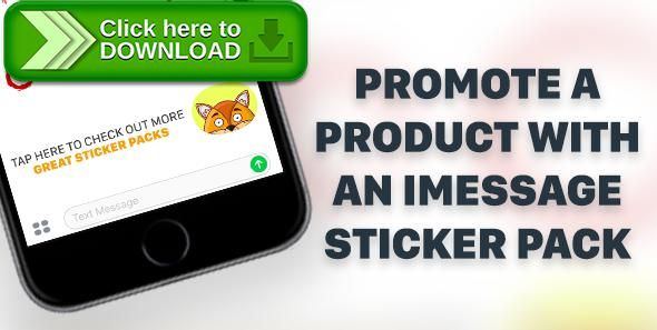 [ThemeForest]Free nulled download Enhanced iMessage Sticker Pack Template for iPhone and iPad With Affiliate Linking from http://zippyfile.download/f.php?id=42787 Tags: ecommerce, affiliate, app, art, emoji, iMessage, ios, ipad, iphone, messages, messaging, pack, promotion, stickers, swift, Xcode