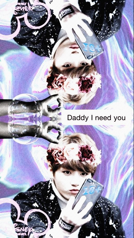 Jungkook BTS aesthetic lockscreen vaporwave kpop
