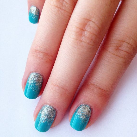 DIY Easter Nail Designs for Tiny Fingers