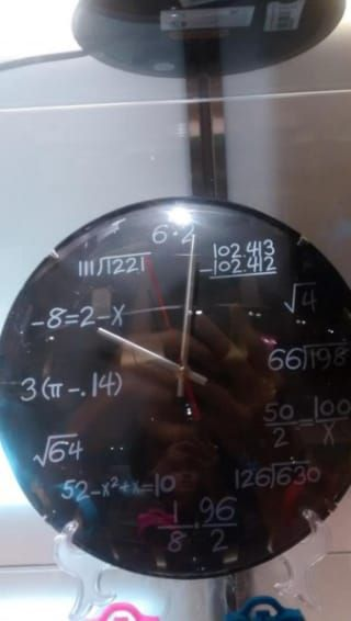 21 Fotos que quienes odian las matemáticas entenderán