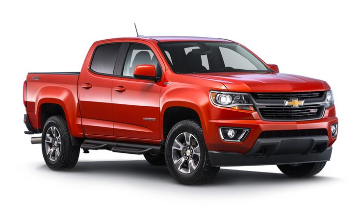 Chevrolet Colorado Wins Best Mid-Sized Pickup Truck of 2016 | Car and Driver