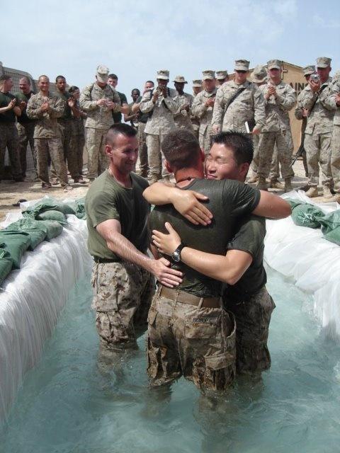 Baptism! Freedom of Religion