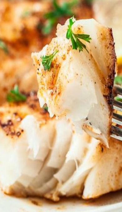 Easy Lemon Butter Fish