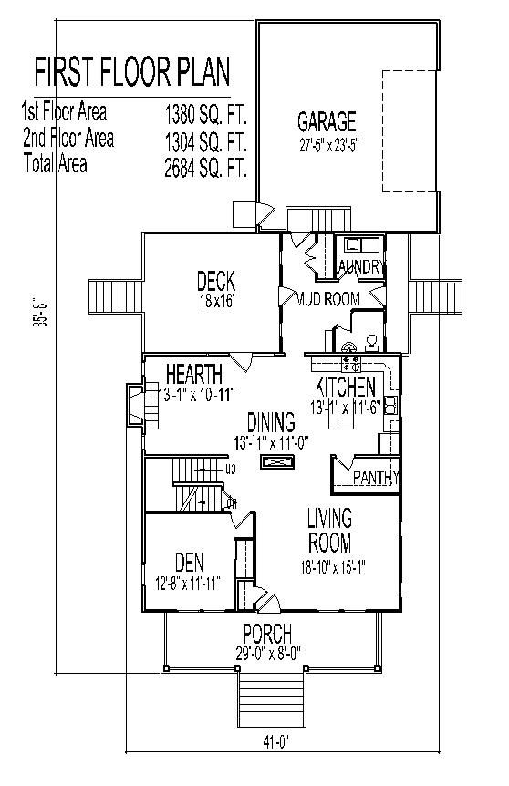 2 story 4 bedroom house plans dream home pinterest House plans 2500 sq ft one story