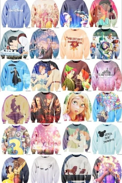 DISNEY. i wouldn't mind having all of these! haha