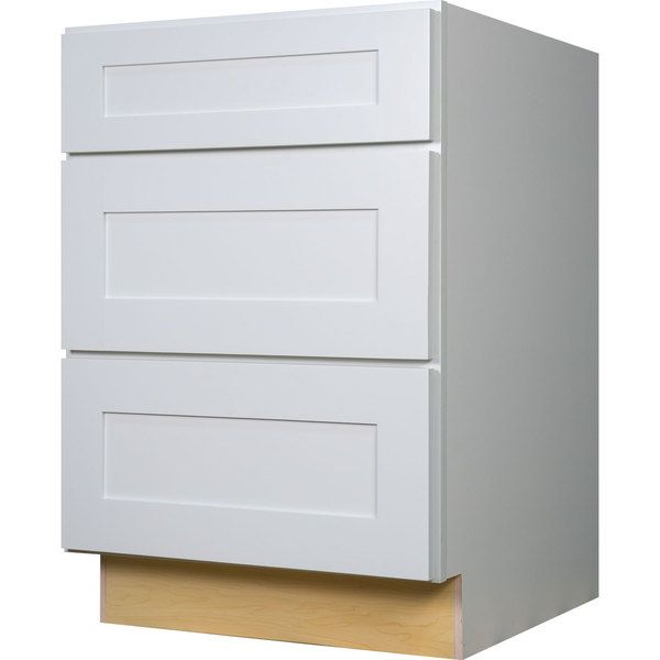 Best Everyday Cabinets Swhvdb24213 White Wood 24 Inch X 34 5 400 x 300
