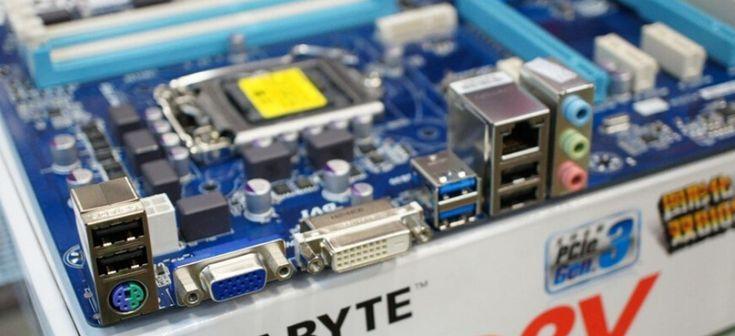 original motherboard for Gigabyte GA B75 D3V boards LGA 1155 DDR3 B75 D3V mainboard 32GB. Click visit to buy