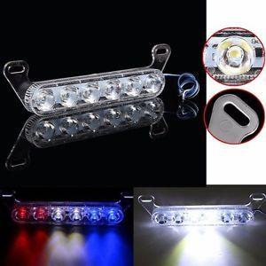 Blinkendes Warnlicht der hinteren Bremse 6 LED für Motorradautos – Catego …..   – Schönes Motorrad