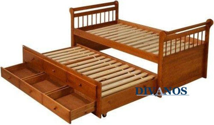 Обустройство детской комнаты: делаем выдвижные двухъярусные кровати своими руками
