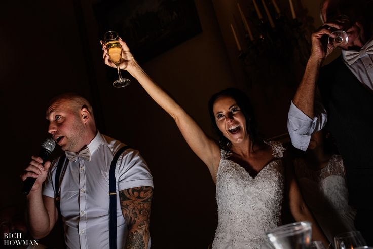 Autumn Wedding at Orchardleigh House