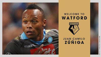 Transfer Live: Официјално: Потпишаa Зунига,Васкес,Џакерини,Канте ...