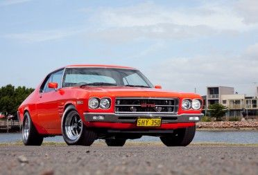 1971 Holden HQ Monaro GTS 350