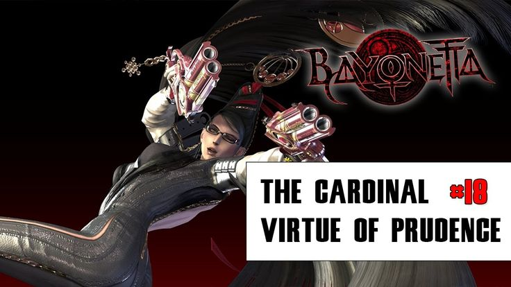 Bayonetta Eps#18 |The Cardinal Virtue of Prudence|XBOX 360|Old Fashion G...