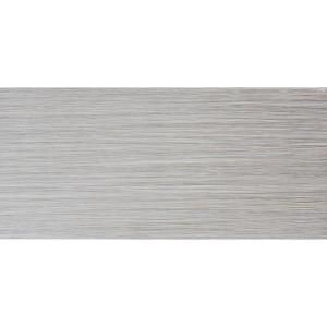 Floor tile -- installed offset, subway style. MS International Metro Charcoal 12 in. x 24 in. Glazed Porcelain Floor and Wall Tile (16 sq. ft. / case)-NMETCHA1224 at The Home Depot