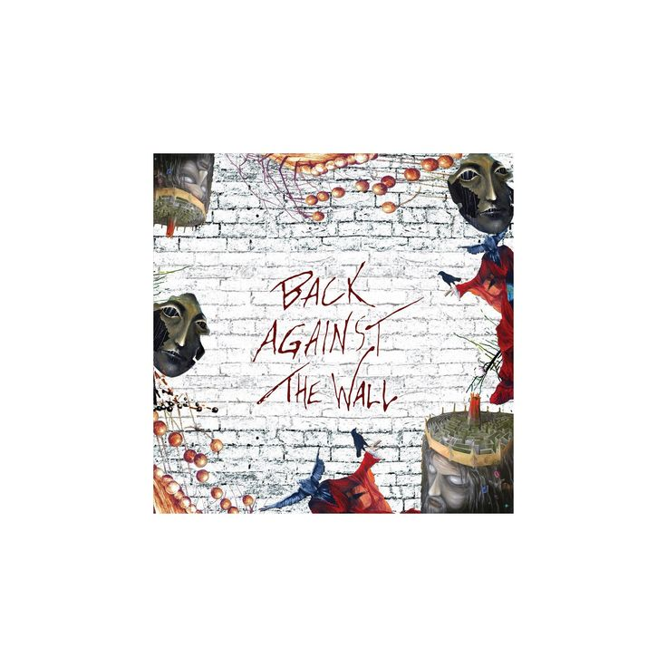 Various - Back against the wall:Tribute to pink (CD)