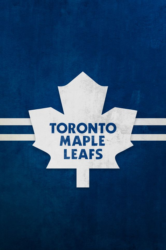 Toronto Maple Leafs iPhone Background
