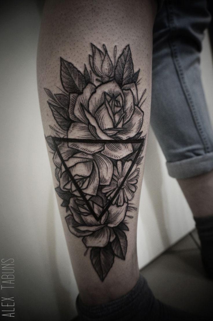 Tatuagens de flores 03                                                                                                                                                     Mais