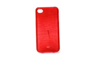 Carcaza transparente colores Iphone 4 - HighTeck Store — HighTeck Store