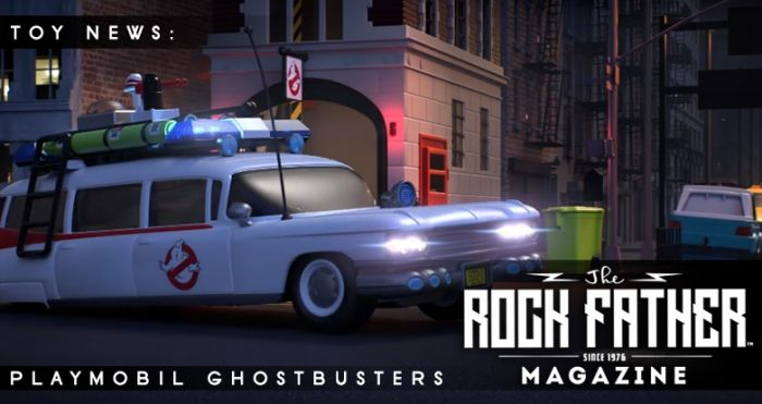 Watch: The PLAYMOBIL Ghostbusters Trailer is Here! via @therockfather
