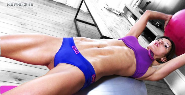 Get Sexy Abs Now Workout