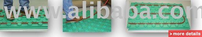 Radiant Slab Insulation | Crete-Heat Radiant slab insulation / United states EPS Foam Boards for ...