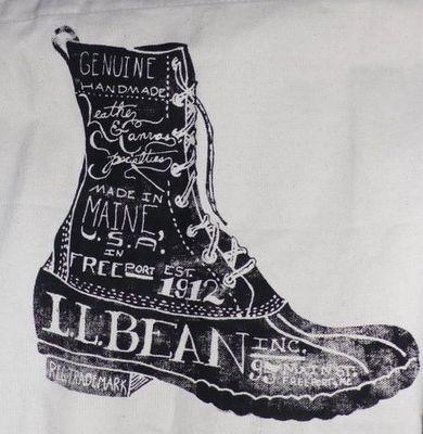 LLBean illustration
