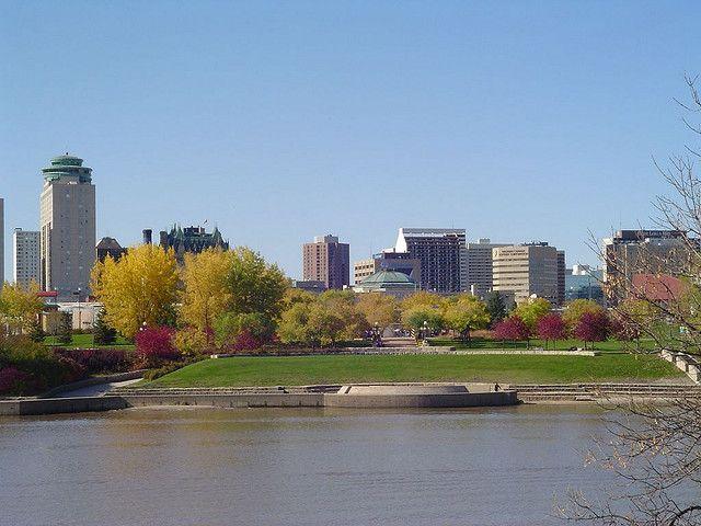 371 - Winnipeg Skyline | by skinlovr